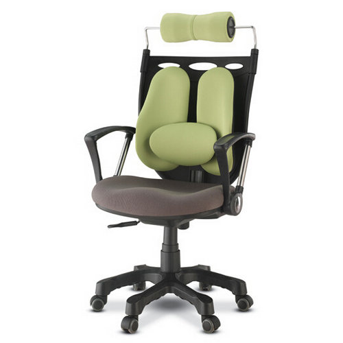 Korea Design DSP Ergonomic Double Back Computer Office Chairs / Pc Gaming  Chair
