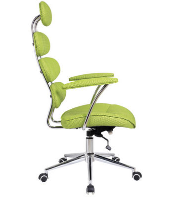 Admirable Green Fabric Office Chair Modern Ergonomic Pc Gaming Chair Lamtechconsult Wood Chair Design Ideas Lamtechconsultcom