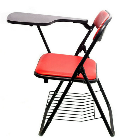 Single Stackable Folding Cheap School Student Study Chairs