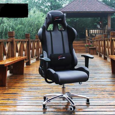 Incredible Ergonomic Leather Pc Gaming Chair With Height Adjustable Machost Co Dining Chair Design Ideas Machostcouk
